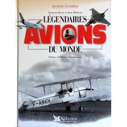 François Besse et Jean Molveau - Légendaires avions du monde