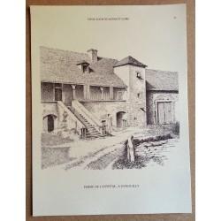 Véronique et Jean-Pierre Naudé des Moutis - Vieux logis de Saône-et-Loire