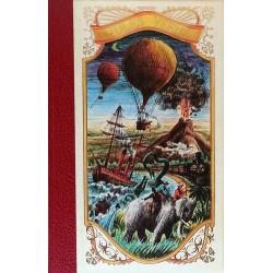 Jules Verne - Cinq semaines en ballon, Tome 1