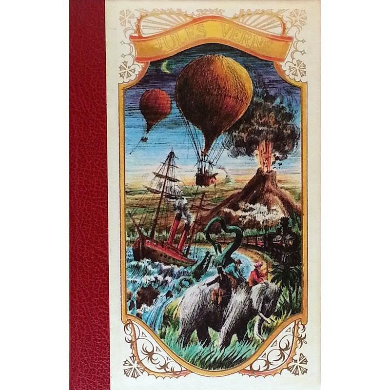 Jules Verne - Cinq semaines en ballon, Tome 2