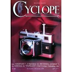 Cyclope N°46 - Novembre-Décembre 1999