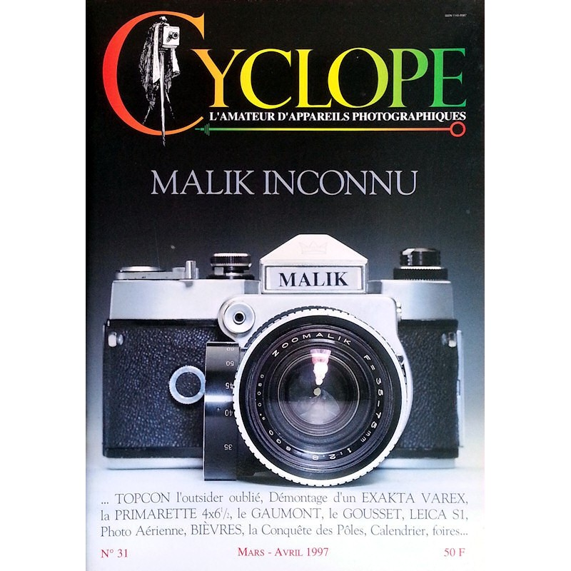 Cyclope N°31 - Mars-Avril 1997