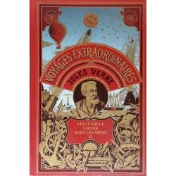Jules Verne - Vingt mille lieues sous les mers, Tome 2 (grand format)